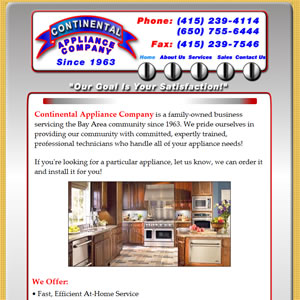 Continental Appliances